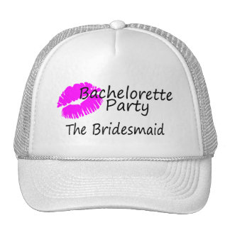 Fiesta de Bachelorette la dama de honor Gorro