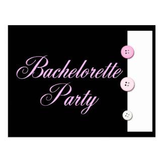 Fiesta de Bachelorette Postales