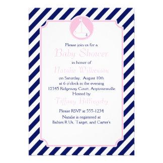Fiesta de bienvenida al bebé azul y rosada del vel