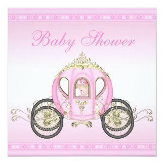 Fiesta de bienvenida al bebé bonita de princesa