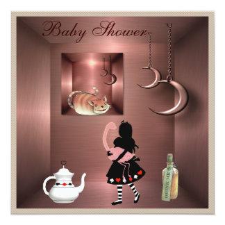 Fiesta de bienvenida al bebé de Alicia, del Invitación