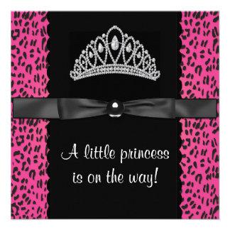 Fiesta de bienvenida al bebé de la princesa niña d comunicados