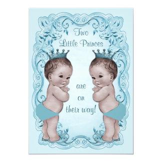 """Fiesta de bienvenida al bebé de príncipes Boy Invitación 5"""" X 7"""""""