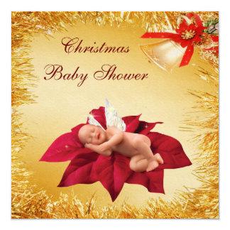 Fiesta de bienvenida al bebé del bebé, del invitaciones personalizada