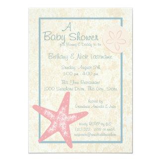 Fiesta de bienvenida al bebé del dólar de las invitación 12,7 x 17,8 cm