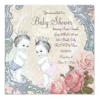 Fiesta de bienvenida al bebé del príncipe y de comunicados