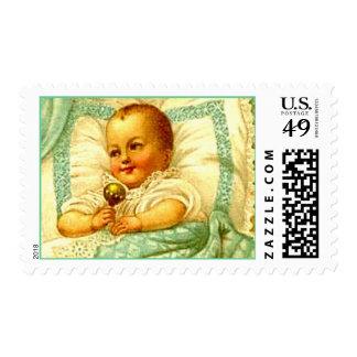 Fiesta de bienvenida al bebé del Victorian del Franqueo