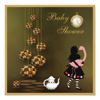 Fiesta de bienvenida al bebé neutral del país de invitaciones personalizada