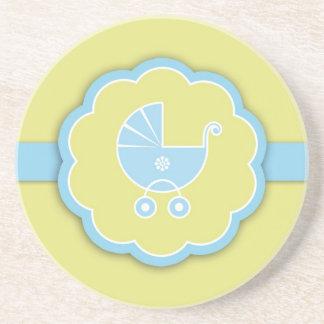 Fiesta de bienvenida al bebé/nuevo práctico de cos posavaso para bebida