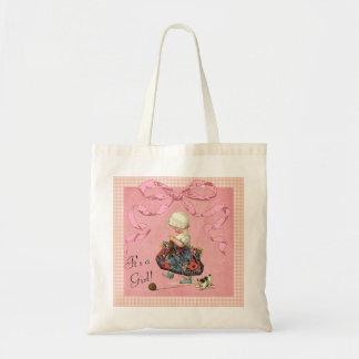 Fiesta de bienvenida al bebé personalizada del chi bolsas