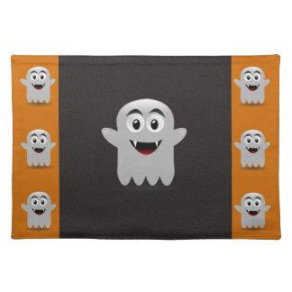 Fiesta de bienvenida al bebé Placemats del fantasm Manteles Individuales