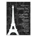 Fiesta de compromiso de París del damasco Anuncios