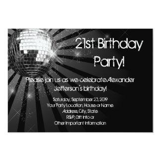 Fiesta de cumpleaños de encargo de la bola de comunicados