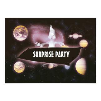 Fiesta de cumpleaños de Halloween de la sorpresa Comunicados Personales