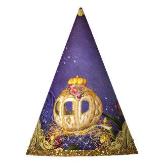 Fiesta de cumpleaños de princesa Girls del cuento Gorro De Fiesta
