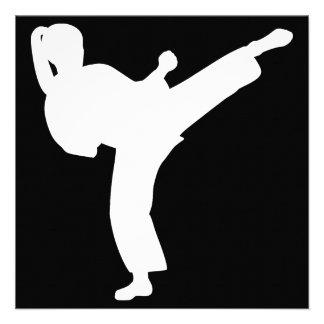 Fiesta de cumpleaños del chica de los artes marcia comunicados personalizados