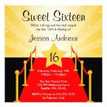 Fiesta de cumpleaños del dulce 16 de Hollywood de