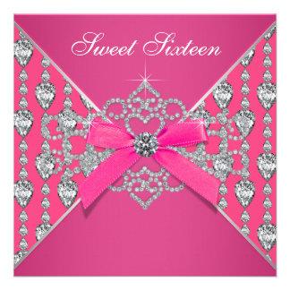 Fiesta de cumpleaños del dulce 16 de las rosas fue comunicado personal