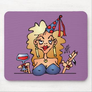 Fiesta de cumpleaños II Tapete De Ratones