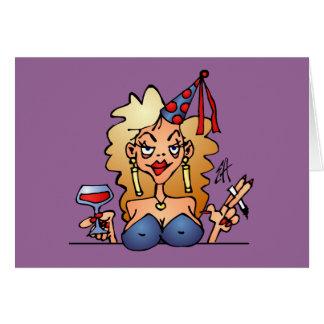 Fiesta de cumpleaños II Tarjeta De Felicitación