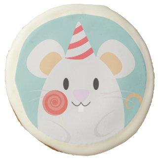 Fiesta de cumpleaños linda del ratón