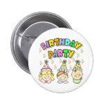 Fiesta de cumpleaños para los niños pin