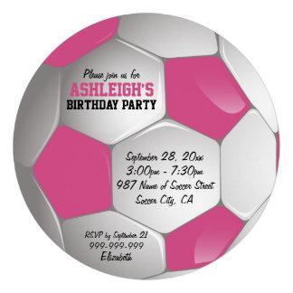 Fiesta de cumpleaños rosada y blanca del balón de