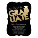 Fiesta de graduación del recorte del graduado de l
