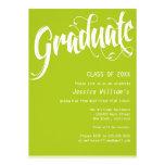 Fiesta de graduación formal anuncio