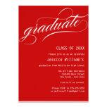 Fiesta de graduación formal invitacion personalizada