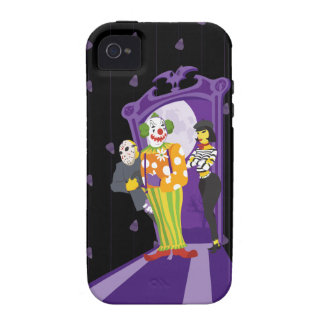 Fiesta de Halloween: Come se vistió para emocionar iPhone 4/4S Fundas