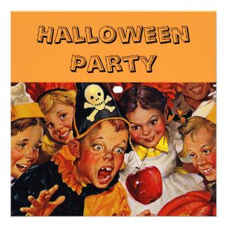 Fiesta de Halloween del niño Anuncio