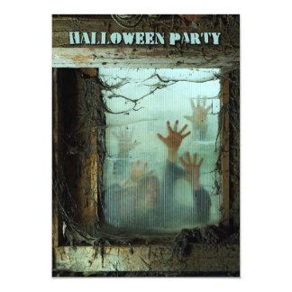 "fiesta de Halloween Invitación 5"" X 7"""