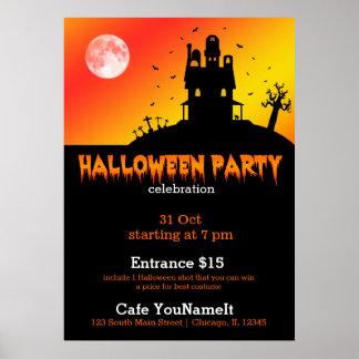 Fiesta de Halloween Impresiones