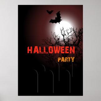Fiesta de Halloween Póster