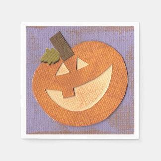 Fiesta de Halloween Servilleta De Papel