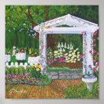 Fiesta de jardín impresiones