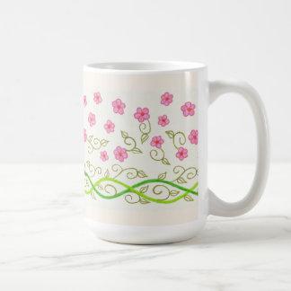 Fiesta de jardín taza clásica