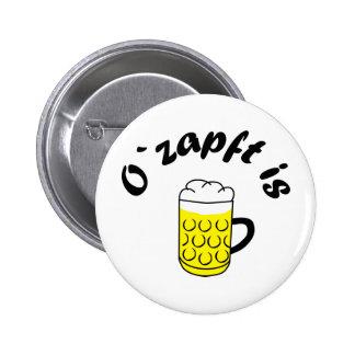 Fiesta de la cerveza O' saca del tonel is
