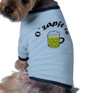 Fiesta de la cerveza O saca del tonel is Ropa Perro