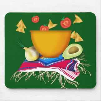 Fiesta de la diversión de la fiesta mouse pads