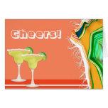 Fiesta de la diversión de la fiesta tarjeta de felicitación