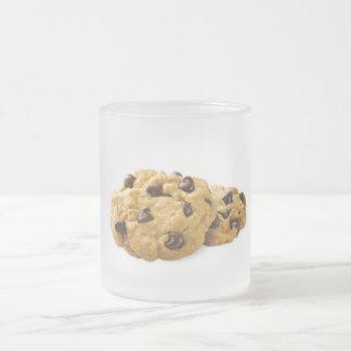 Fiesta de la galleta de la comida del postre de taza de cristal
