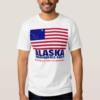 FIESTA DE LA INDEPENDENCIA DE ALASKA POLERA