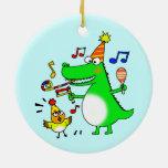 fiesta de la música ornamentos para reyes magos