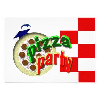 ¡Fiesta de la pizza de la graduación!!!! Comunicados Personales