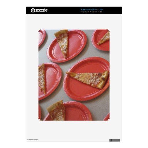 ¡Fiesta de la pizza! iPad Skins