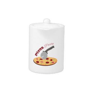 Fiesta de la pizza