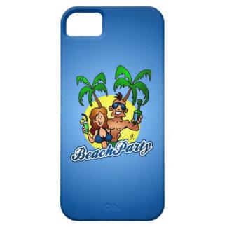 Fiesta de la playa funda para iPhone SE/5/5s