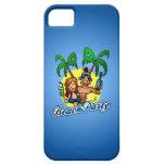 Fiesta de la playa iPhone 5 Case-Mate coberturas